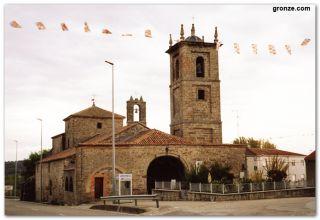 Santuario de la Virgen de la Carballeda, Rionegro del Puente