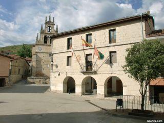 Ayuntamiento de Monasterio de Rodilla