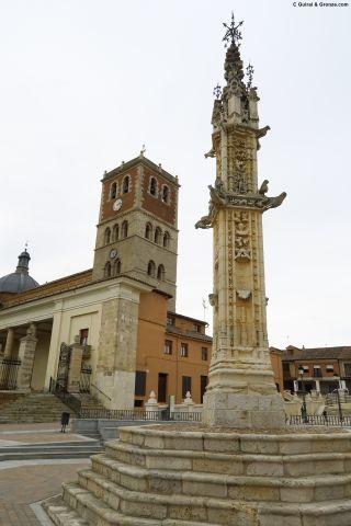 Rollo jurisdiccional de Villalón de Campos (siglos XVI)