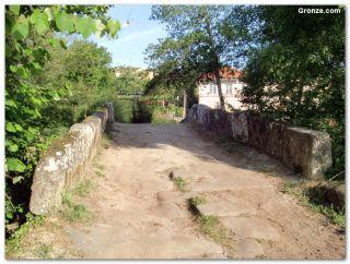 Puente romano de Rubiães