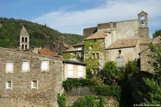 Barrio de la iglesia, Saint-Gervais-sur-Mare