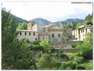 Abadía de Gellone, Saint Guilhem le Désert