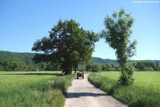 De camino a Dourgne