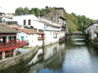 Saint-Jean-Pied-de-Port, principal punto de partida para los peregrinos de largo recorrido