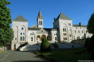 Abadía Sainte-Scholastique, Dourgne