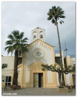 Iglesia de Sant Jaume d'Enveja