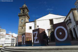 Iglesia y convento de Santo Domingo, Betanzos