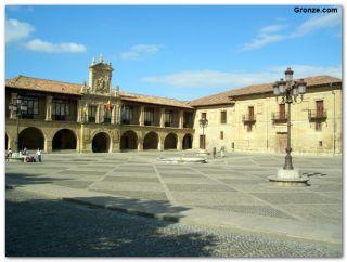 Plaza Mayor, Santo Domingo de la Calzada
