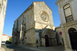 Iglesia románica de São João en Santarém