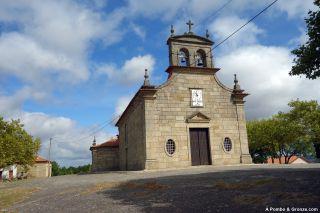 Santuario de Nossa Senhora da Saúde, Sâo Pedro de Agostém