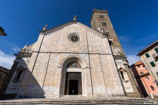 Catedral de Sarzana