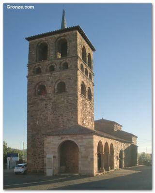 Iglesia de Santa María, Tábara