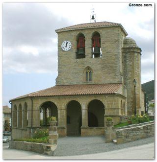 Iglesia de Santa Eufemia, Tiebas