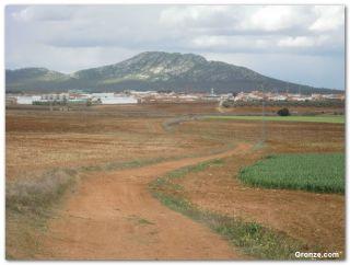 Llegando a Torremejía