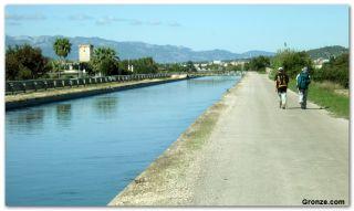 De camino a Tortosa