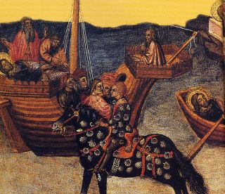 El milagro del Caballero Caio (Giovenale de Orvieto)