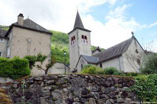 Iglesia de Urdos