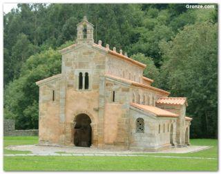 Iglesia prerrománica de San Salvador de Valdediós