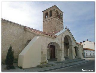 Iglesia de Santa Elena, Calzada de Valdunciel