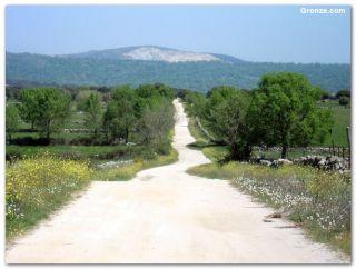 De camino a Valverde de Valdelacasa