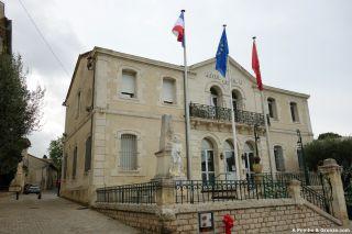 Hôtel de Ville, Vendargues