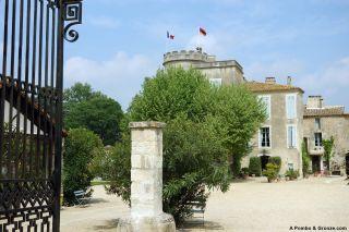 Château de Pouget, Vérargues