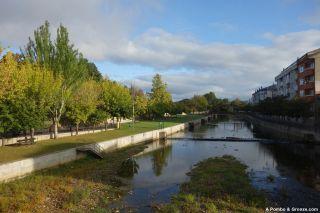 Río Limia, Verín