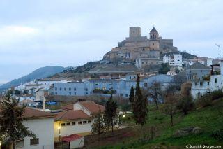 La villa de Alcaudete y su castillo