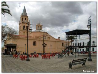 Iglesia de Nuestra Señora del Valle, Villafranca de los Barros