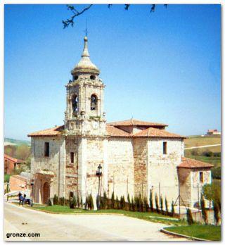 Iglesia de Santiago, Villafranca Montes de Oca