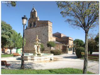Iglesia de San Cipriano, Villanueva de Jamuz