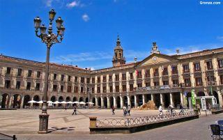Plaza de España, Vitoria