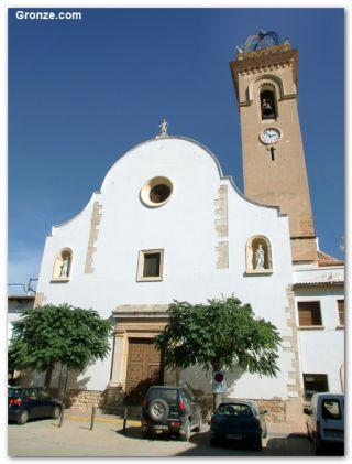 Iglesia de Xerta