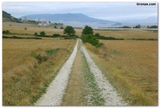 De camino a Yárnoz