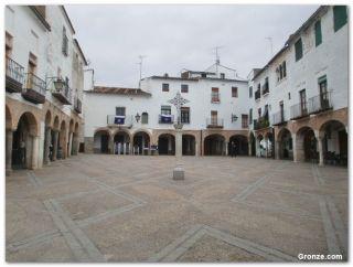 Plaza Chica, Zafra